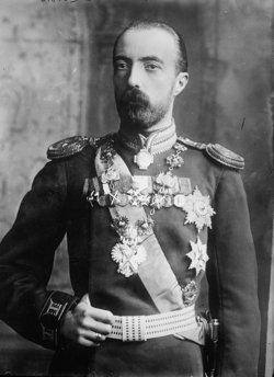 Michael Mikhailovitch Romanov
