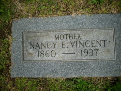 Nancy Elizabeth <I>Guffey</I> Vincent