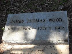 James Thomas Wood