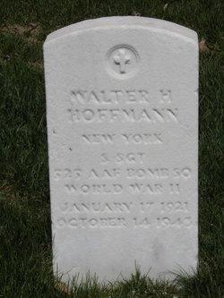 Walter H Hoffmann