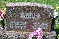 Adolph Dahl