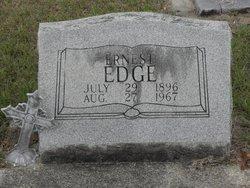 Ernest Edge, I