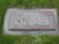 Lowell Mauss