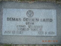 """Demar Dewain """"Pete"""" Laird"""