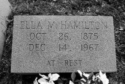 Ella May <I>Henry</I> Hamilton