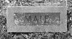 """Maie """"Granny Van"""" <I>Phillips</I> Vandeventer"""