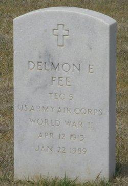 Delmon E Fee