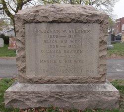Eliza <I>Poor</I> Belcher