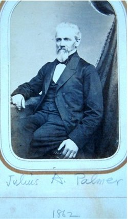 Julius Auboyneau Palmer