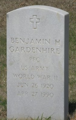 Benjamin R Gardenhire