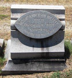 Bessie C. <I>Anderson</I> Millett