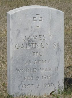 James F Gautney, Sr