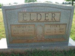 Emory Anderson Elder