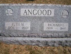 Ruth K. <I>Monroe</I> Angood