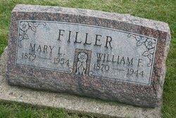Mary L. <I>Rutledge</I> Filler