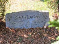 Pearl M <I>Nelson</I> Amundson
