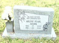 Arlene Pearl Adams