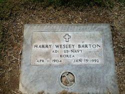 Harry Wesley Barton
