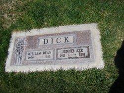 Jennie Lee <I>Dine</I> Dick