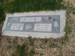 Ione Lucile Dick