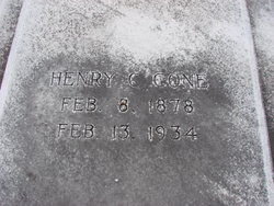 Henry Claudius Cone