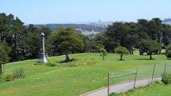 Golden Gate Cemetery (Defunct)