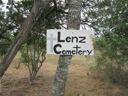 Lenz Family Cemetery