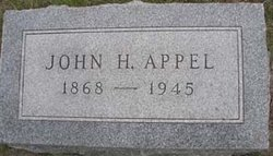 John H Appel