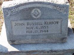 John Russell Kerbow