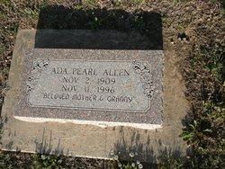 Ada Pearl Allen