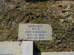 "Margaret Narcissus ""Maggie"" <I>Dickson</I> Blalock"