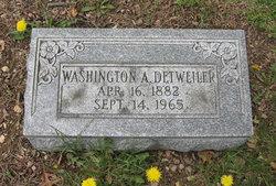 Washington Aaron Detweiler