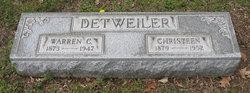Christeen <I>Jacoby</I> Detweiler