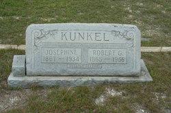 Josephine <I>Vogel</I> Kunkel