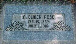 Arnold Elmer Rose, Sr