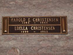 Luella <I>Curtis</I> Christensen