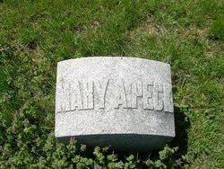 Mary Ann <I>Hackleman</I> Peck