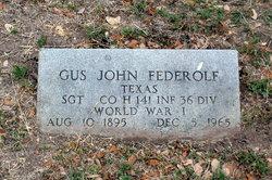 Gus John Federolf
