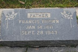 Francis Frank Brown