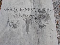 Grady Ernest Bland