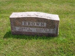 Cora E <I>Bevington</I> Brown