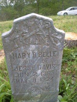 Mary Arbell <I>Brown</I> Davis