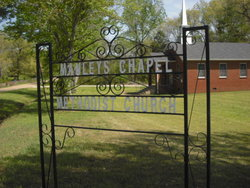 Manleys Chapel Methodist Church Cemetery
