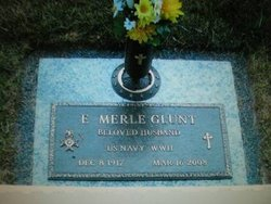 E. Merle Glunt