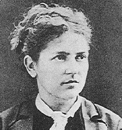 """Frances Matilda """"Fanny"""" <I>Van De Grift</I> Stevenson"""