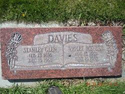 Violet <I>Meyers</I> Davies