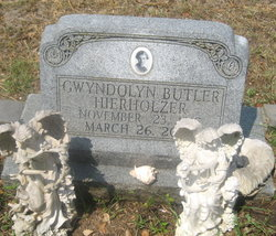 Gwendolyn <I>Butler</I> Hierholzer