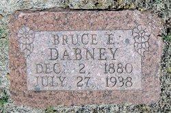 Bruce Edwin Dabney