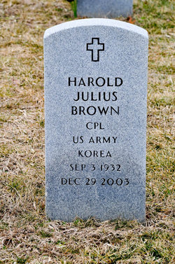 Harold Julius Brown