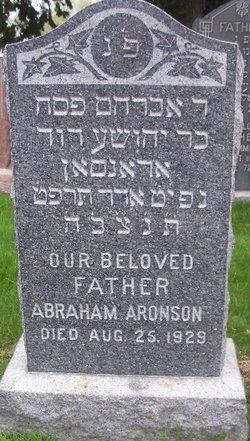 Abraham Paul Aronson